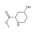 2-Piperidinecarboxylicacid,4-hydroxy-,methylester,(2S,4R)-(9CI)